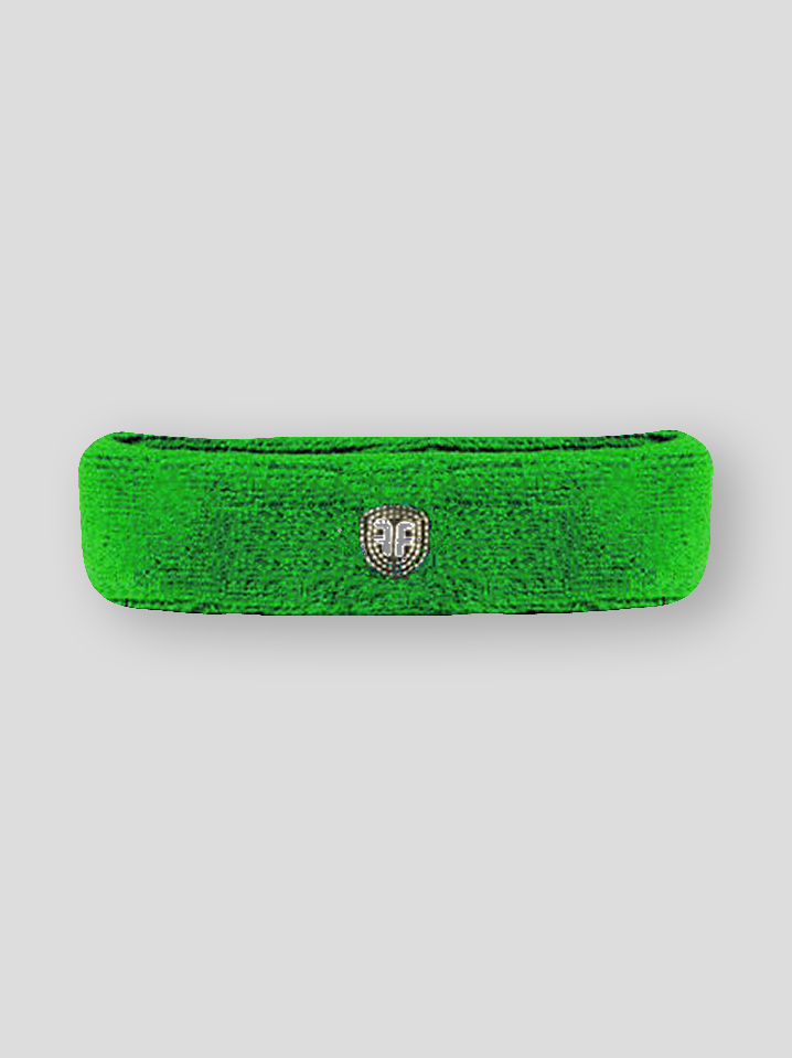 Forcefield Protective Sweatband™ 40 Dayglo Green