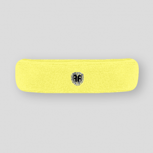 Forcefield Protective Sweatband™ 40 Dayglo Yellow